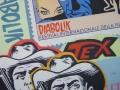 Tex, olio su tela 70x70, 2013