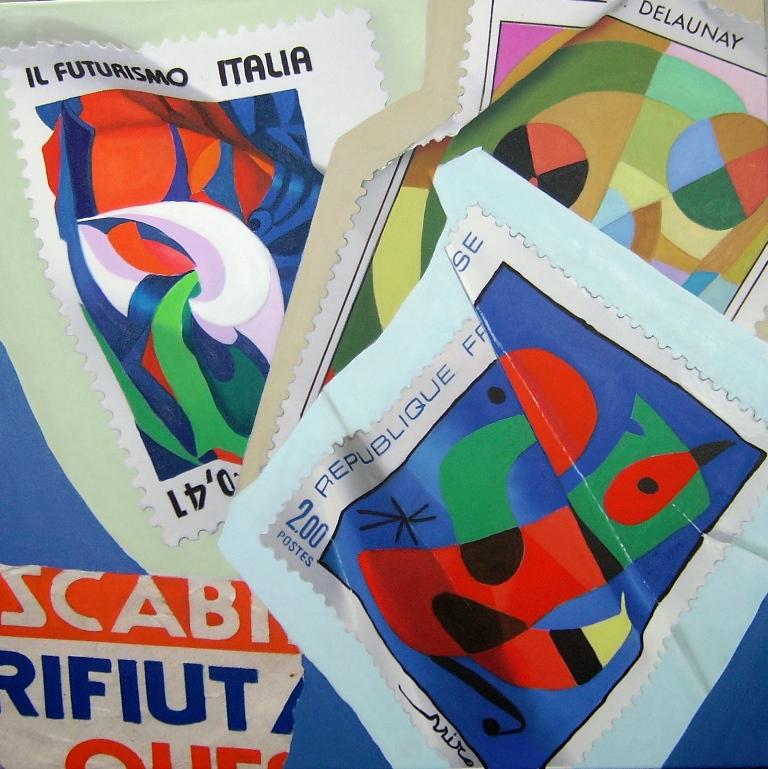 Forme e colori 70x70