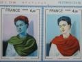 Frida e il suo doppio olio su tela 70x50