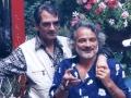 G.B. Rotella con il M.o Enzo Toraldo